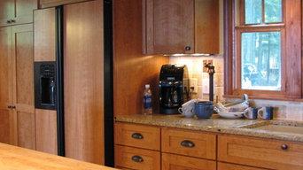 Crystal Lake kitchen