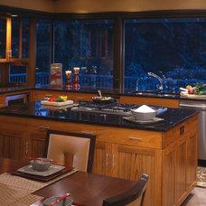 Modern Kitchen by Collins Group Design, Inc.