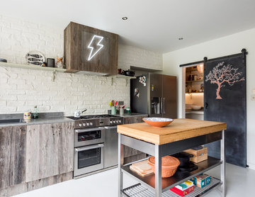 Crystal Palace kitchen extension