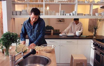 10 Terrific Pass-Throughs Widen Your Kitchen Options