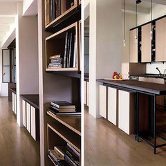 modern kitchen by Roger Hirsch Architect