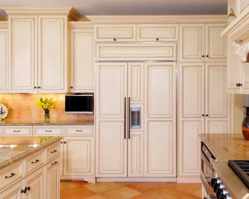 kitchen cabinets photos ideas cabinet front refrigerator home design ideas pictures 20997