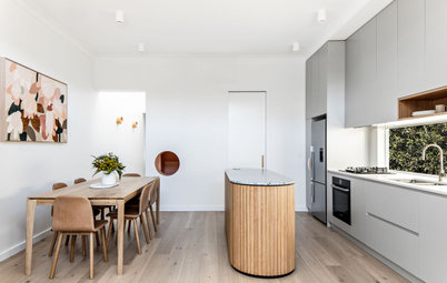 Houzz Tour: A New Floor Plan Creates Extra Space in a Small Home