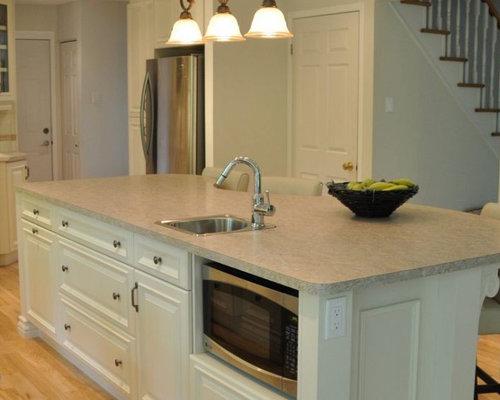 Traditional cuisine classique home design ideas photos for Cuisine classique