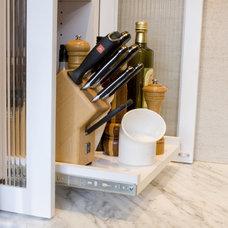 Contemporary Kitchen by FX Studio par Clairoux