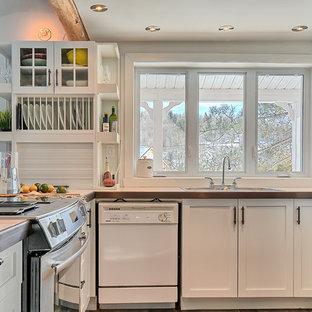 U Shaped Kitchens With Sink Under Window on u shaped copper sink, u shaped bathroom vanity, v shaped kitchen sink, u shaped contemporary kitchens,
