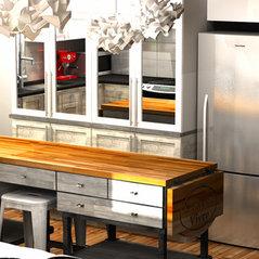 Pino concept par daniel pineault sherbrooke qc ca j1n 0t3 for Cuisine industrielle