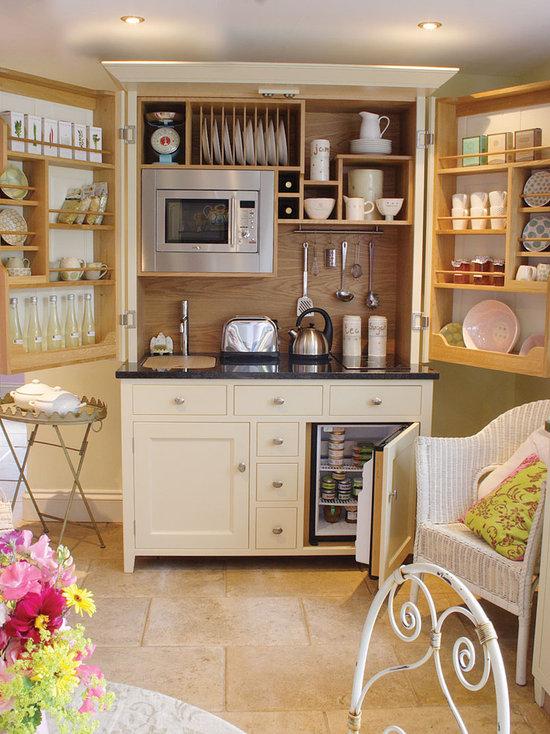 mini kitchen | houzz