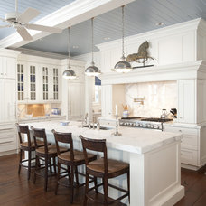 Traditional Kitchen by Conceptual Kitchens & Millwork