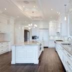Glen Crescent Renovation Contemporary Kitchen Calgary By Sticks Stones Design Group Inc