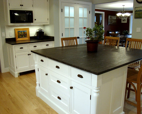 Brushed Black Granite Design Ideas Amp Remodel Pictures Houzz