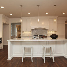 Traditional Kitchen by John Willis Homes