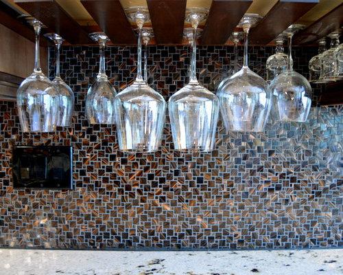 Cumming Ga Kitchen Remodel With Wine Bar