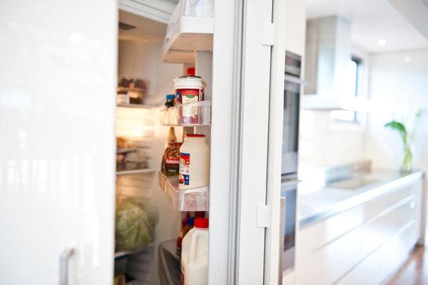 Contemporary Kitchen by Liz Grimmett Design