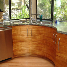 Modern Kitchen by Roth Wood Products