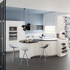 Beechwood Manor Contemporary Kitchen Berkshire By