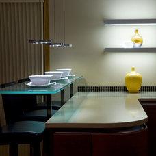 Contemporary Kitchen by Pedini Calgary