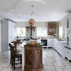 Traditional Kitchen by Designer Kitchen by Morgan