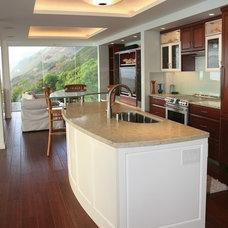 Contemporary Kitchen by A D Construction - Building & Design