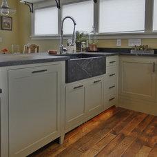 Contemporary Kitchen by Dennen Design Furniture