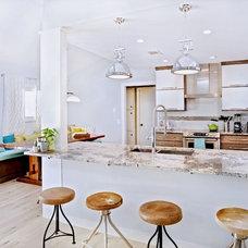 Contemporary Kitchen by UB Kitchens - San Antonio
