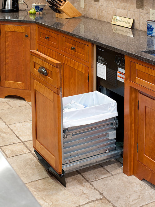 Trash Compactor Ideas Pictures Remodel And Decor
