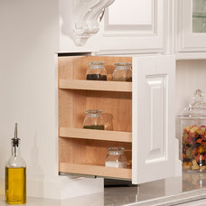 Traditional Kitchen by Mullet Cabinet