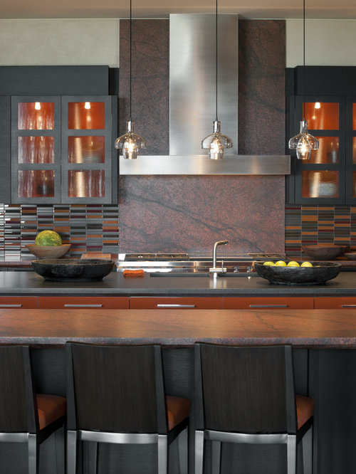 Kitchen Modern Granite modern granite kitchen | houzz