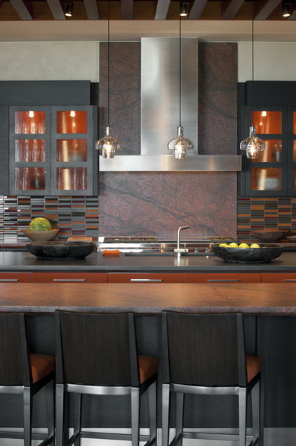 Southwestern Kitchen by Swaback Partners, pllc