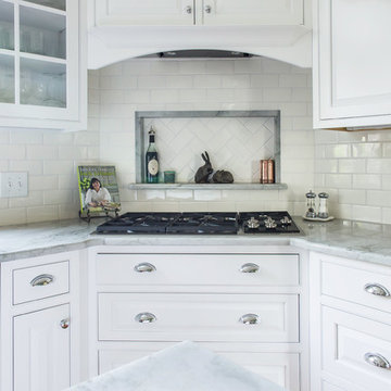 Custom Backsplash Niche in Wayne PA