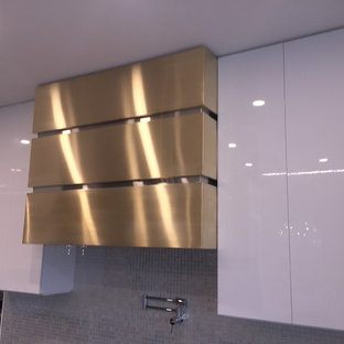 Custom Brass & Stainless Steel Duct Cover
