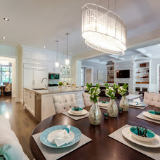 Contemporary Kitchen by Lionsgate Design