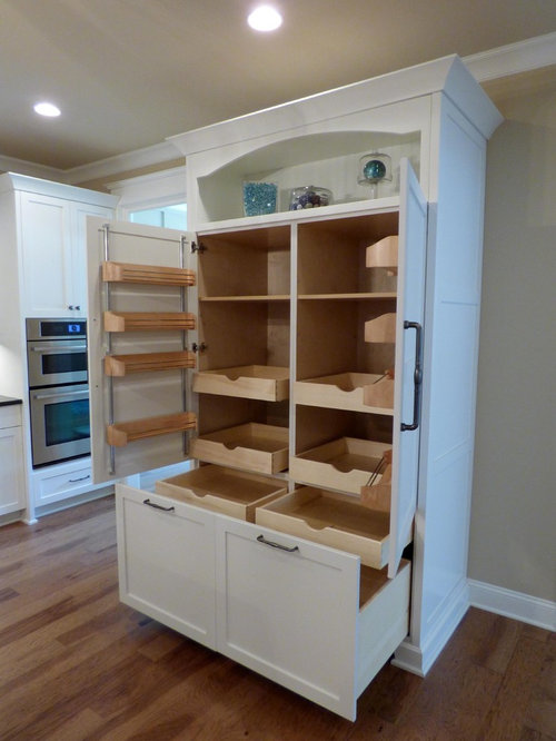 stand alone pantry home design ideas pictures remodel