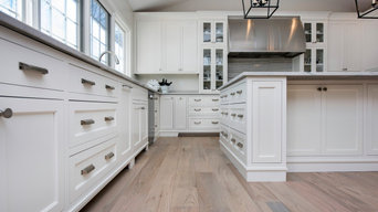 Custom Cabinetry in Fairfield County Home