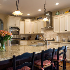 Traditional Kitchen by Christopher Jenkins