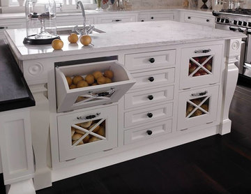 Custom Cabinets and Drawers by Wood-Mode