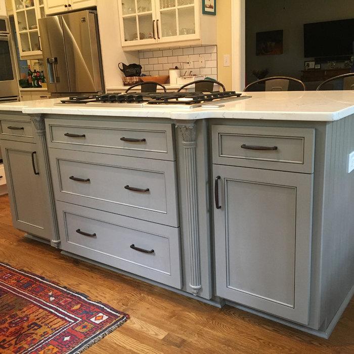 Custom Cabinets & Embellishments