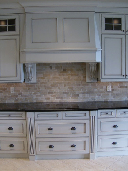 Custom Cabinet Range Hood Home Design Ideas, Pictures, Remodel and Decor