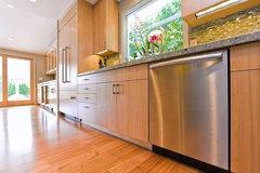 Bay Area Custom Cabinetry - Modern - Kitchen - San Francisco - by Bill Fry Construction - Wm. H ...
