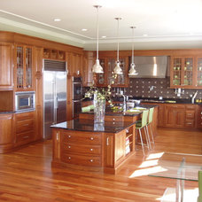 Traditional Kitchen by Nick Miller Design