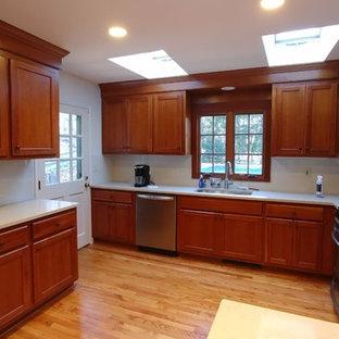 Custom Cherry Kitchen Renewal