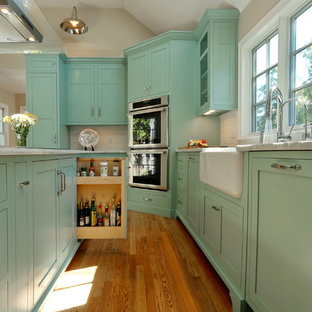 Custom Color Cabinetry