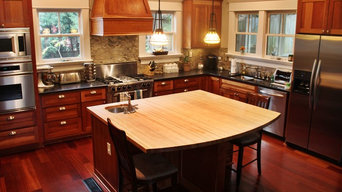 Custom Craftsman Kitchen in Virginia Highlands