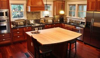 Custom Craftsman Kitchen in Virginia Highlands