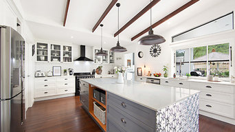 Custom Design & Build - Classic Colonial with a Ranch Twist