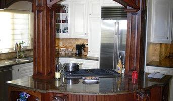 Custom design cabinets