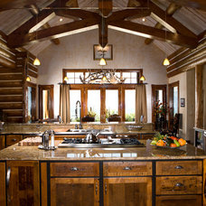 Traditional Kitchen by Rocky Mountain Direct
