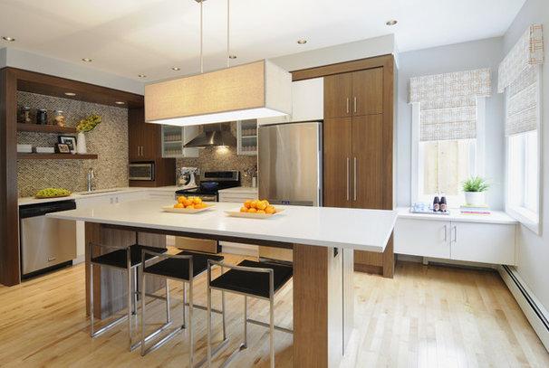 Contemporary Kitchen by Denca Distributors