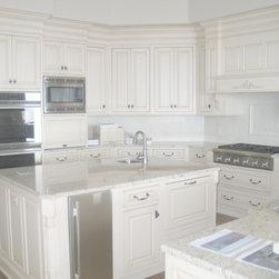 Custom Designed Kitchens -