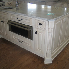 Kitchen Islands And Kitchen Carts by Kitchen Design Gallery